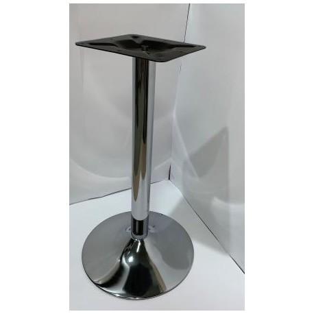 Ножка стола хром